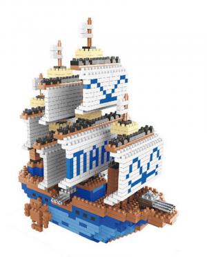 Karpfen-Kriegsschiff
