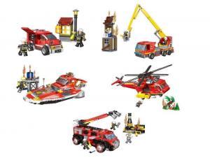 5er Bundle, Feuerwehr