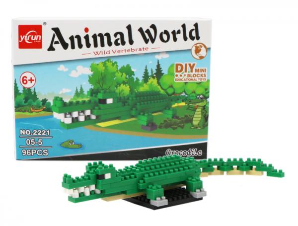 Krokodil (diamond blocks)