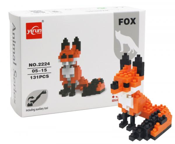 Fox (diamond blocks)