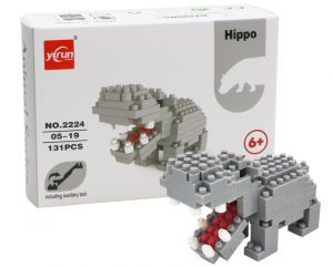 Hippo (diamond blocks)
