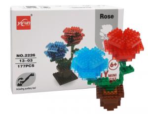 Rose (diamond blocks)
