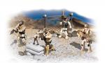 Special Troops: Vanguard Besetzung