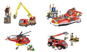 4er Bundle, Feuerwehr