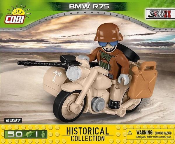 BMW R75 Sahara