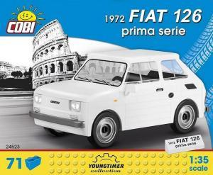 Fiat 126 1972 prime serie
