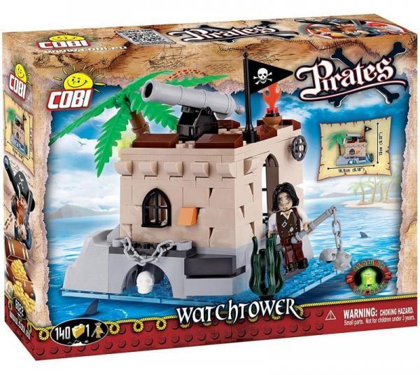 Wachturm der Piraten