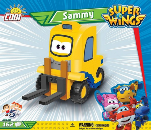 Super Wings - Sammy