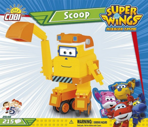 Super Wings - Scoop