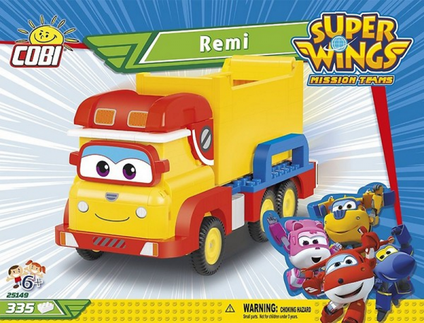 Super Wings - Remi
