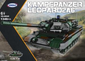 Battle Tank Leopard II A6, Bundeswehr
