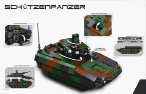 Infantry Tank Puma, Bundeswehr