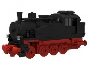 Dampflokomotive BR 92