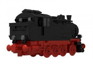Steam locomotive BR 92
