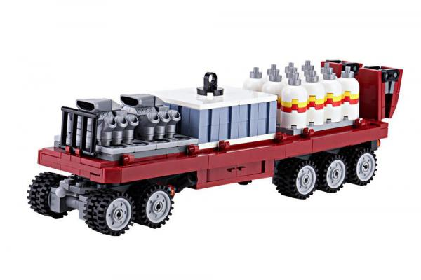 LKW Road Train