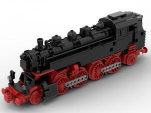 Steam locomotive BR 86