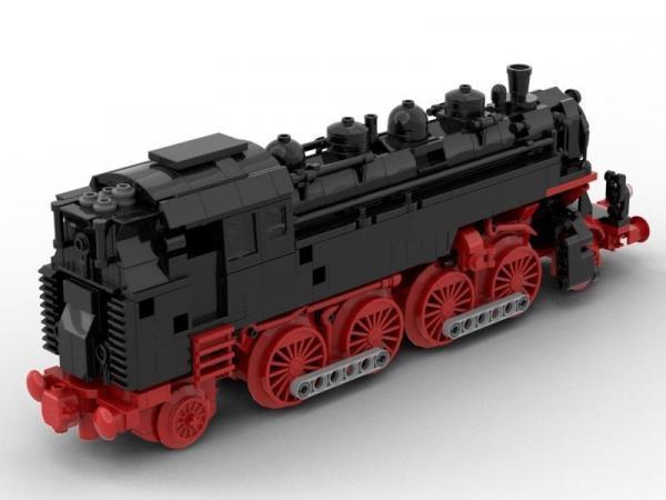 Steam locomotive BR 86