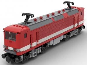 Electric Locomotive BR 243