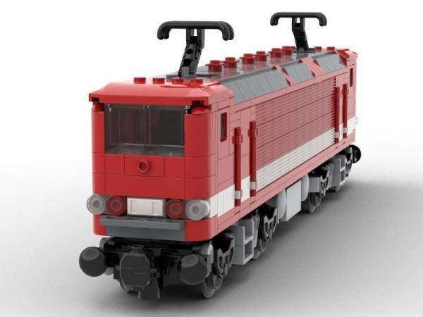 Electric Locomotive BR 243