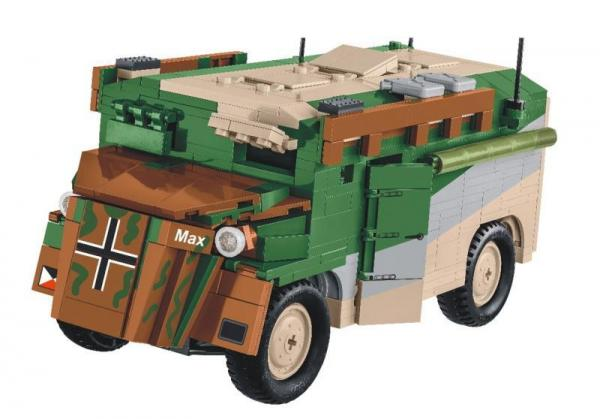 Tank Command Car Rommel´s Mammoth