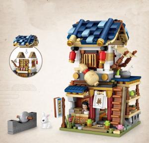 Chinese Pharmacy (mini blocks)