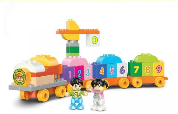 Kids - Train: The Numbers