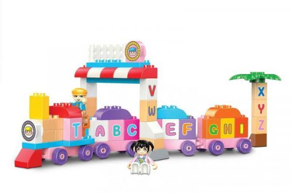 Kids - Train: The ABC