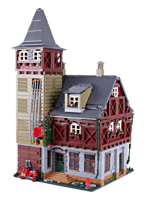Classic Fire Station