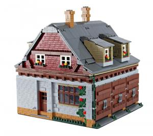 Garage for Classic Fire Station