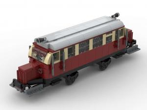 Light railway Railbus VT133