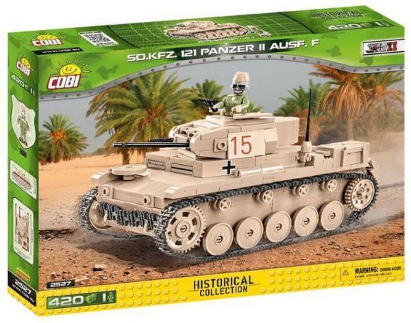 SD.KFZ. 121 PZKPFW II Ausf. F