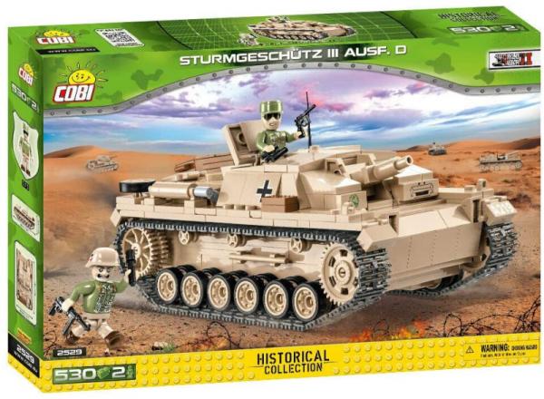 Assault gun vehicle III version D-DAK