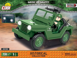 Vietnam Krieg - M151 A1 Mutt