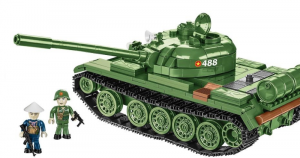 Vietnam War - Medium Tank T-55 (MBT)