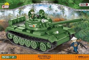 Vietnam War - Medium Tank T-55