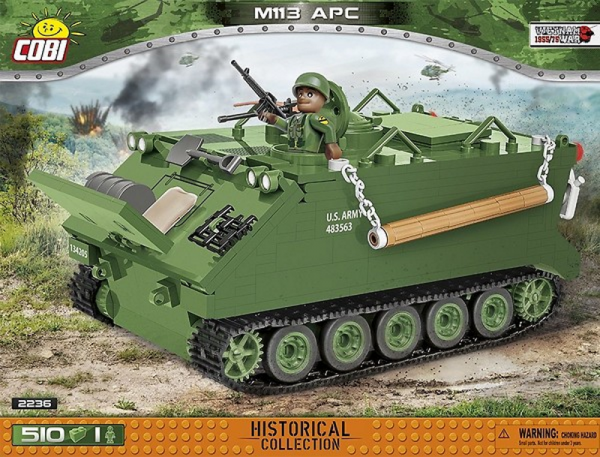 Vietnam War - M113 Armored Personel Carrier (APC)