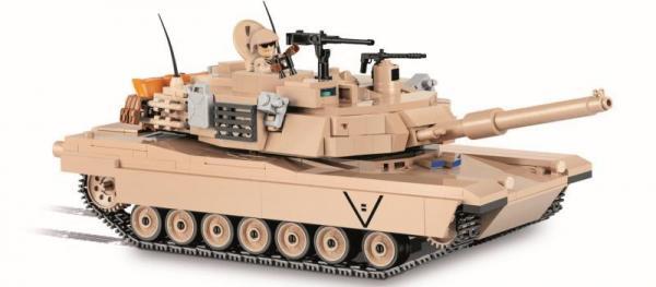 Tank Abrams M1A2