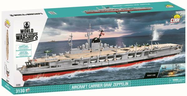 WOWS Flugzeugträger Graf Zeppelin