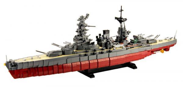 Schlachtschiff IJN Nagato