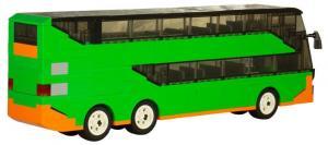 Brixxbus Doppeldeckerbus