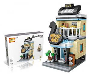 Musikladen (mini blocks)