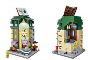 Buchhandlung (mini blocks)