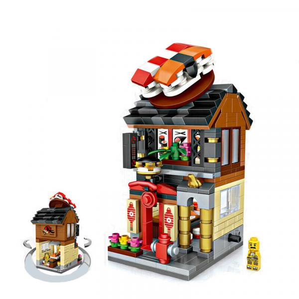 Sushi-Bar (mini blocks)