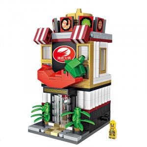 Hot Pot Shop (mini blocks)