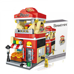 Pizza Shop (mini blocks)