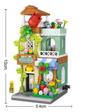 Flower Shop (mini blocks)