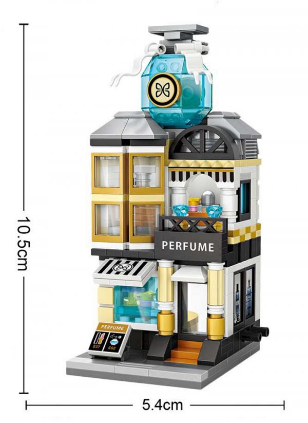 Parfümerie (mini blocks)