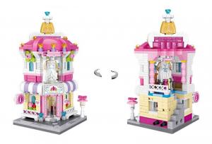 Brautkleiderladen (mini blocks)