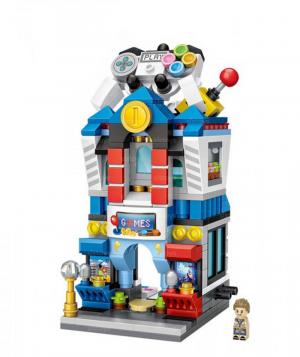 Game Shop (mini blocks)
