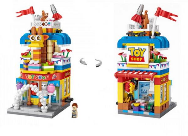 Spielzeugladen (mini blocks)